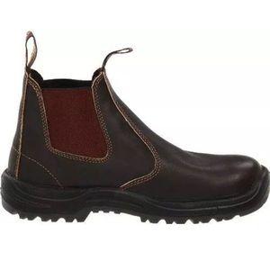 Blundstone BL 490 Stout Brown Men's Chelsea Boots